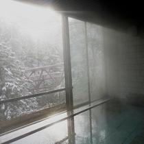 大浴場「川かぜの湯」