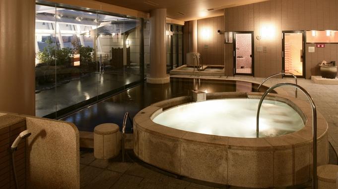 10時〜20時(最大10時間利用)朝も昼も、夜まで温泉。お風呂を楽しみつくすデイユース(食事なし)