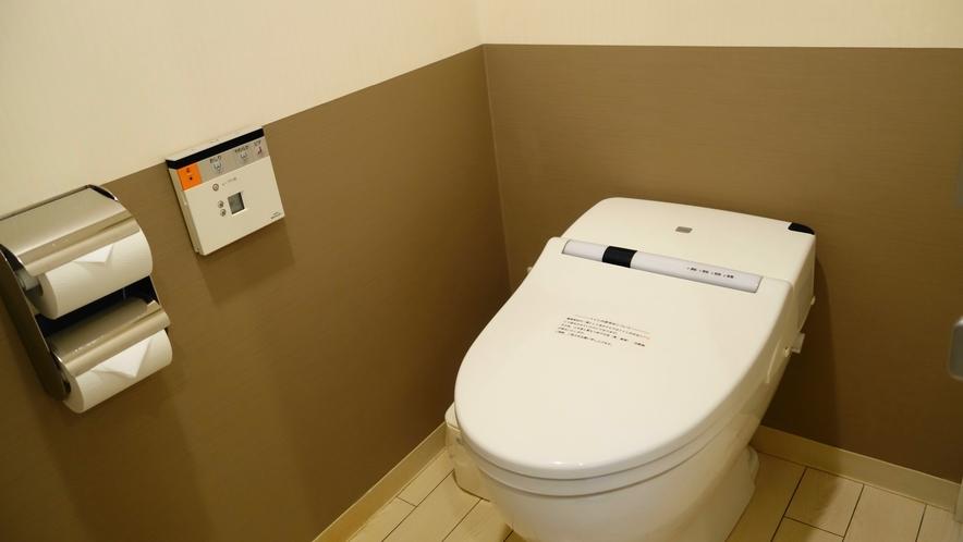 トイレ(スーペリアツイン)