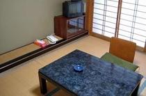 和室 / The Japanese style room