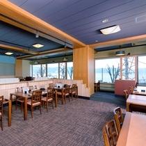 レストラン「妙菜庵(みょうさいあん)」 ② 2013年4月新装★床は温かみのあるじゅうたんに♪