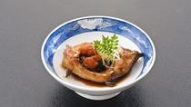 別注料理:鯉の旨煮