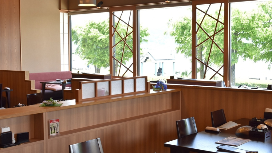 レストラン「妙菜庵(みょうさいあん)」 ②