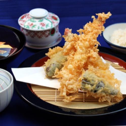 海老天ぷら御膳