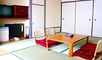 天然本クエ鍋料理の宿白砂 客室.和室10.5畳