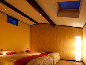 ラグジュアリー寝室300