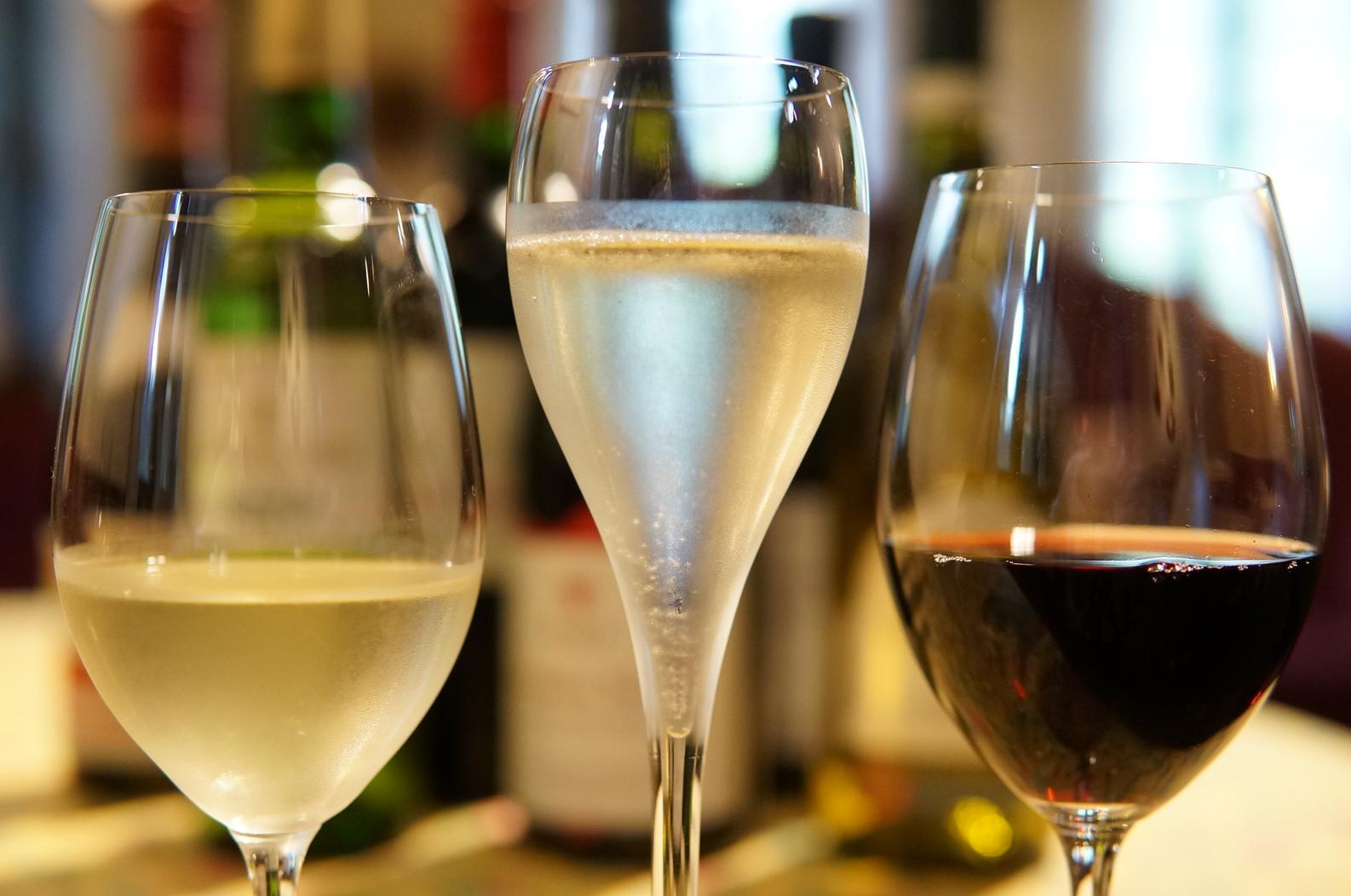 グラスワインイメージ