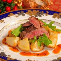 2011クリスマスステーキ
