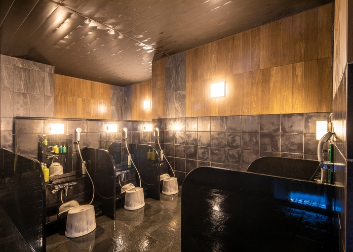 大浴場カラン写真