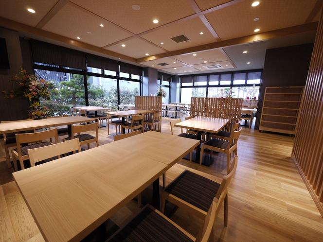レストラン会場「和み」②