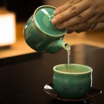 ほっと、日本茶。