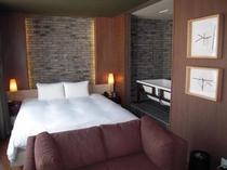 プレミアスイート ベッド