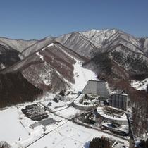 冬の空撮(新)