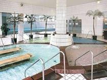 スパリゾート大浴場