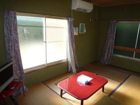 【禁煙】和室7.5畳間:あやめ:Wi-Fi完備