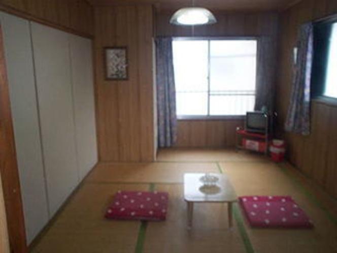 客室7.5畳間(冷暖房・エアコン)
