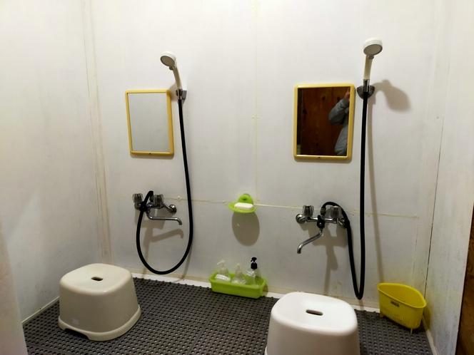 浴室・シャワールーム