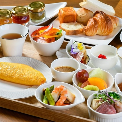 【スイートルーム宿泊】城山基本プラン−朝食付き−