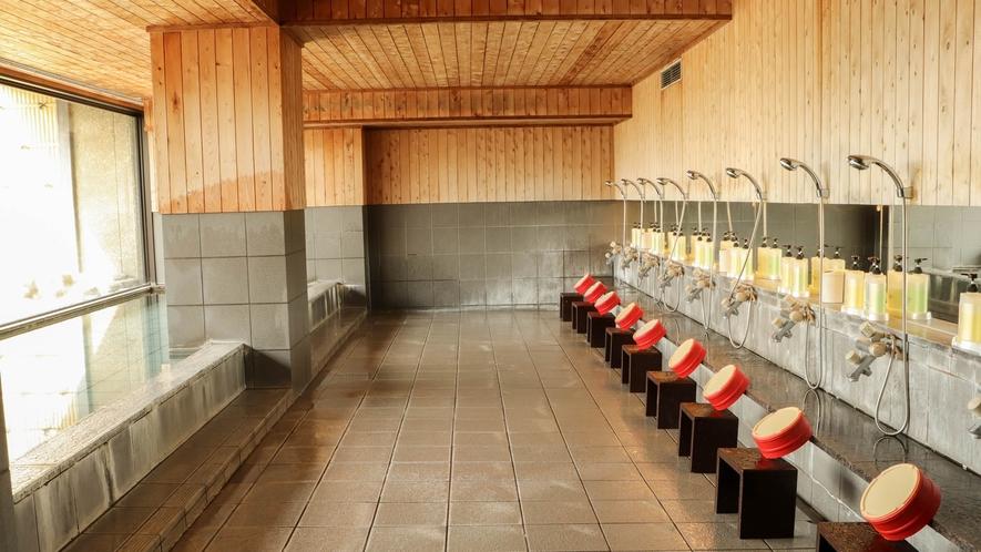 男子大浴場【風の舞】