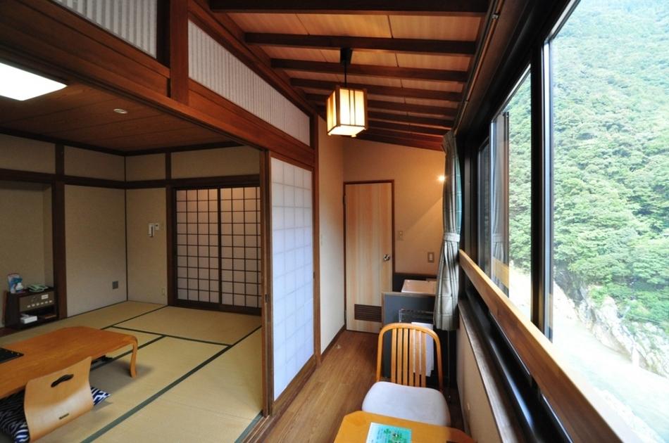 客室(禁煙☆和室10畳)(2)