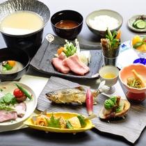 にし阿波の食材を愉しむ 旬の味覚を満喫 郷土料理堪能プラン!!