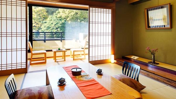 【和室10畳】〜浴衣の似合う和の空間〜