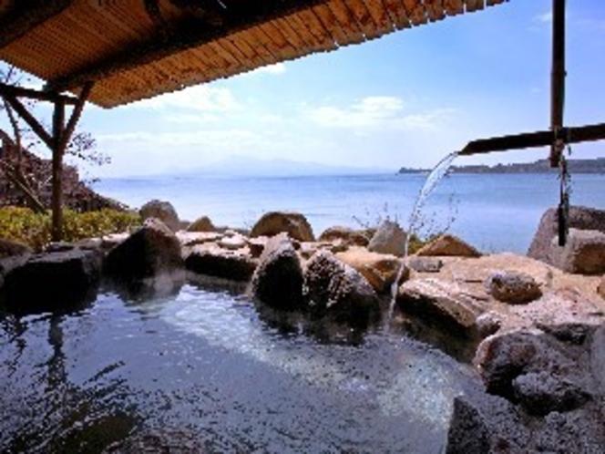 有明海の湯 露天風呂