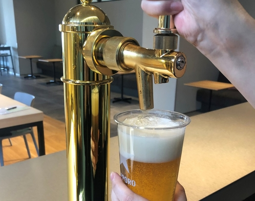 ♪ビール2杯付♪【朝食付き】大浴場・サウナでゆっくりと♪