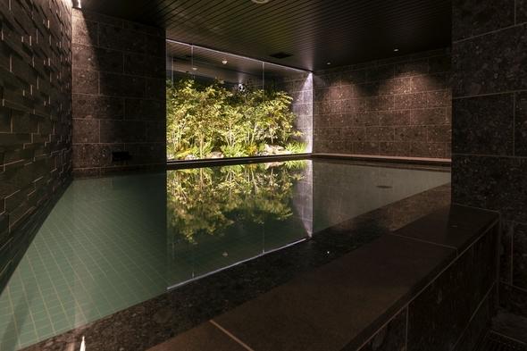 【朝食付き】♪グローバルビューの大浴場・サウナでゆっくりと♪