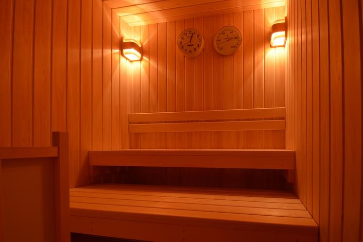 【B1大浴場】サウナ
