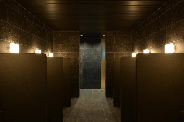 【B1大浴場】洗い場
