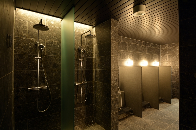 【B1 大浴場】洗い場