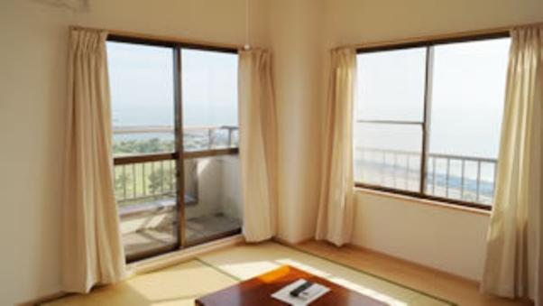 最上階7階和室