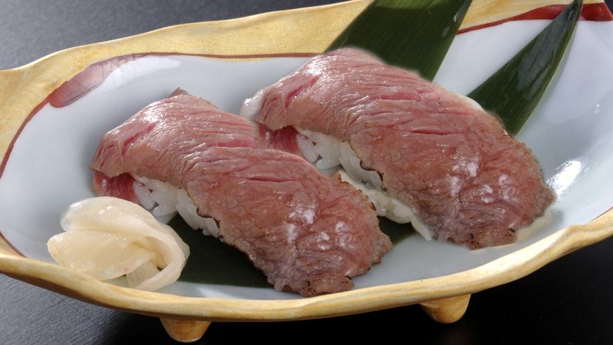 松阪牛握り寿司