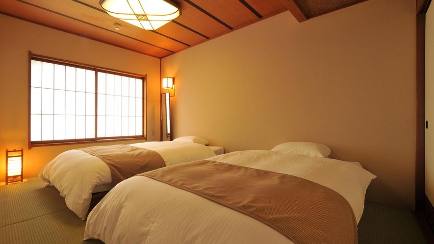 ベッド付和室17.5畳