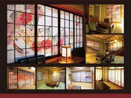 和室 8畳〜15畳(バス付き又はバスなし・トイレ付き)