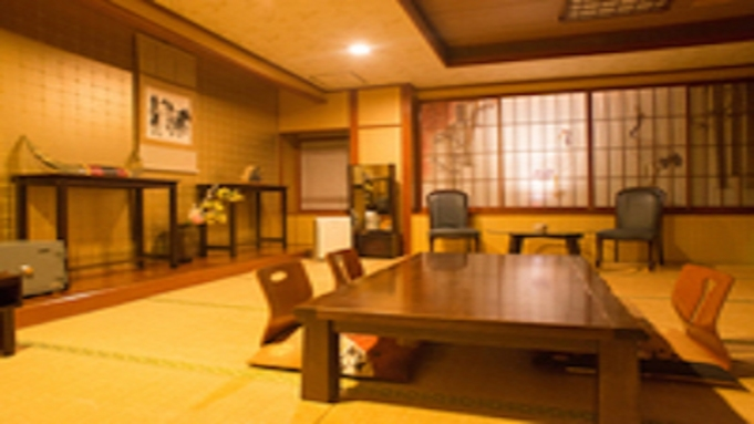 【大洗ぶらり旅・満喫旅】▲広々とした和室で・ゆったり出来ます▲グループに大人気のお部屋です▲