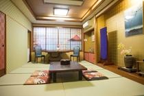 風水部屋・大人気・赤富士