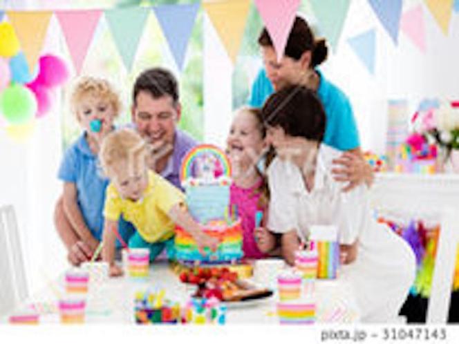 記念日パーティ・特別な記念日をお手伝い致します
