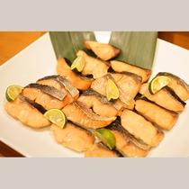 焼き魚(朝食)※日替わり