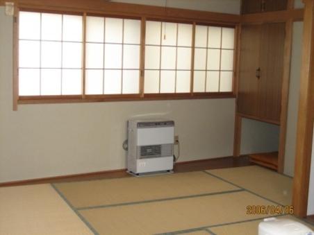 和室6畳(バス、トイレ付)