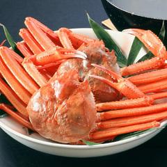 【 ご昼食に お得に☆美味しく「香住カニ」を満喫! 】 『 秋の香住カニ☆フルコース♪ 』