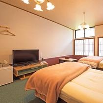 【洋室】客室一例