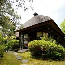 月岡ホテルより徒歩1分!江戸時代の姿がそのまま残る「武家屋敷」4軒ございます