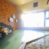 女性専用風呂の「かっぱ風呂」お肌に優しく美人の湯としても有名