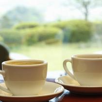 ■コーヒーで一息