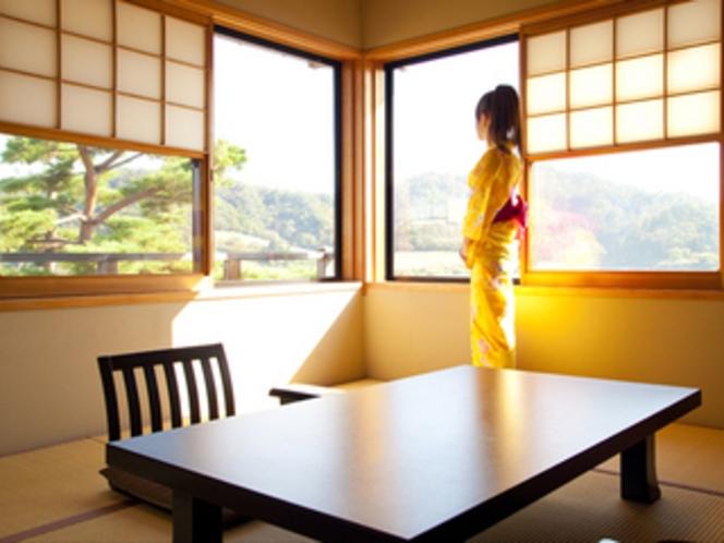 客室イメージ(松緑の間)