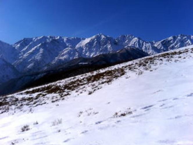 岩岳スキー場1