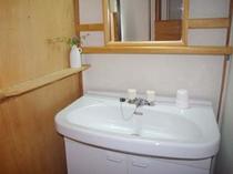 客室洗面3