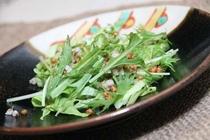 料理サラダ1
